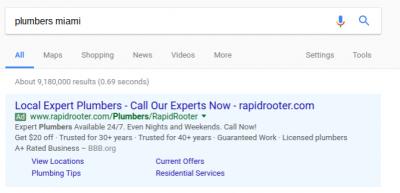 plumbers in miami